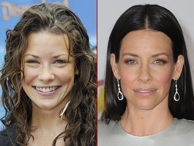 Evangeline Lilly -- Good Genes or Good Docs?