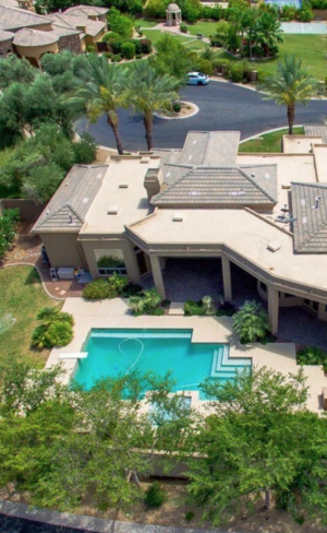 Tyrann Mathieu Selling Arizona Home