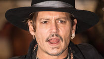 Johnny Depp Sued For Attacking Crew Member on Biggie Smalls Movie Set