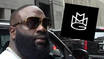 Rick Ross Sued Over 'Maybach Music' Tagline