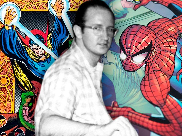 Spider-Man And Doctor Strange co-creator Steve Ditko Døde fra hjerteanfald på 90 år-1389