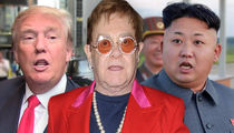 Donald Trump Sends Kim Jong-un Elton John's 'Rocket Man' CD
