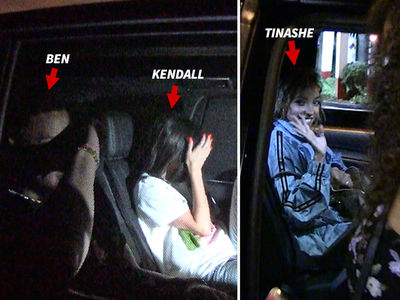Kendall Jenner and Boyfriend Ben Simmons Run Into His Ex, Tinashe