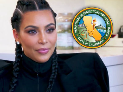 Kim Kardashian Visits Women's Prison to Discuss Release Program