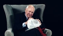 Sacha Baron Cohen Gets Dick Cheney to Sign 'Waterboard Kit'