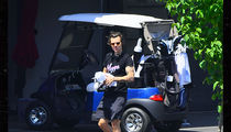 Harry Styles Takes Golf Vacation in Idaho