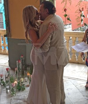 Mary Carey -- Cuban Wedding Photos