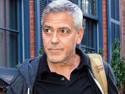 George Clooney Doing 60 MPH At Time of Crash and Thrown 20 Feet