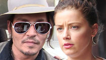 Johnny Depp Changes Amber Heard Knuckle Tattoo Again, SCUM to SCAM