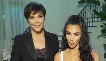 Kim Kardashian West & Kris Jenner Team Up for Charity Poker Fundraiser