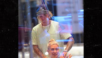 Justin Bieber and Hailey Baldwin Resize Engagement Ring