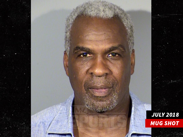 Charles Oakley accused of committing fraudulent act in Vegas
