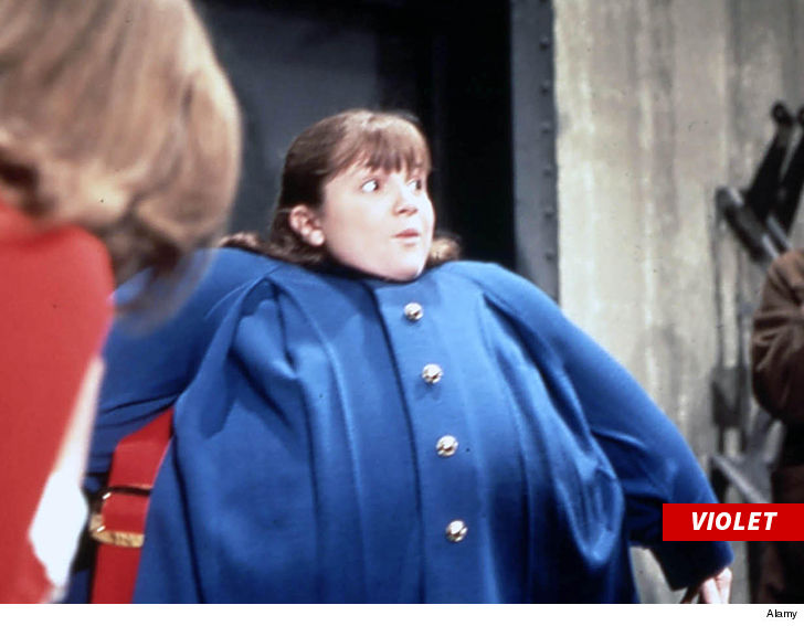 'Willy Wonka' Actress Denise Nickerson Suffers Stroke, Family Fundraising