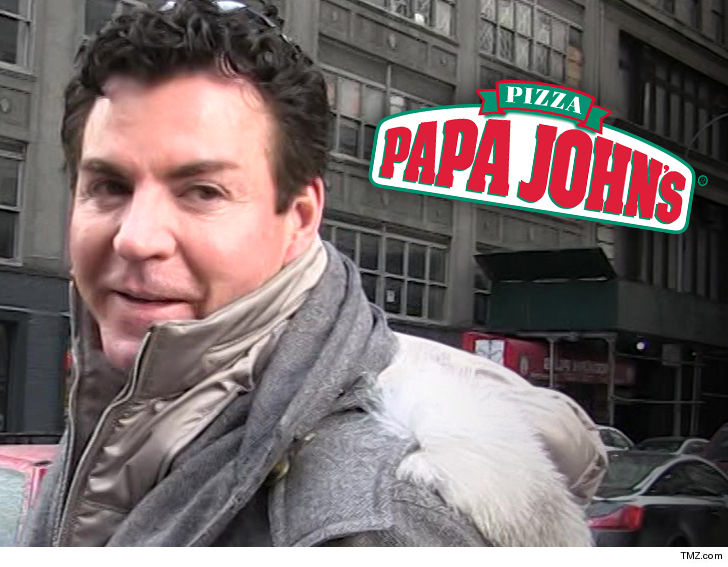 Papa John's founder apologizes after reportedly using slur