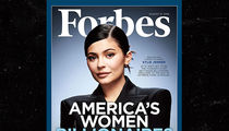 Kylie Jenner Makes Forbes Cover as Billionaire Cosmetics Queen