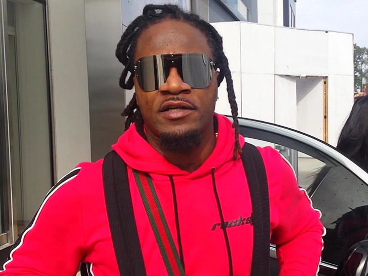 Pacman Jones Attacked At Airport, Suspect Arrested