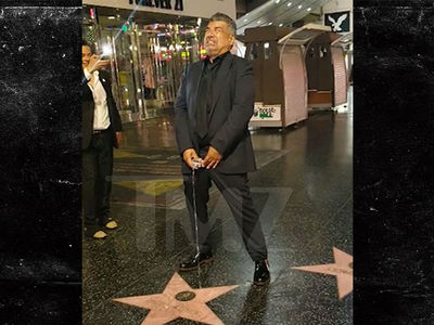 George Lopez's Pee Prank on Trump's Star Triggers Calls for His Arrest