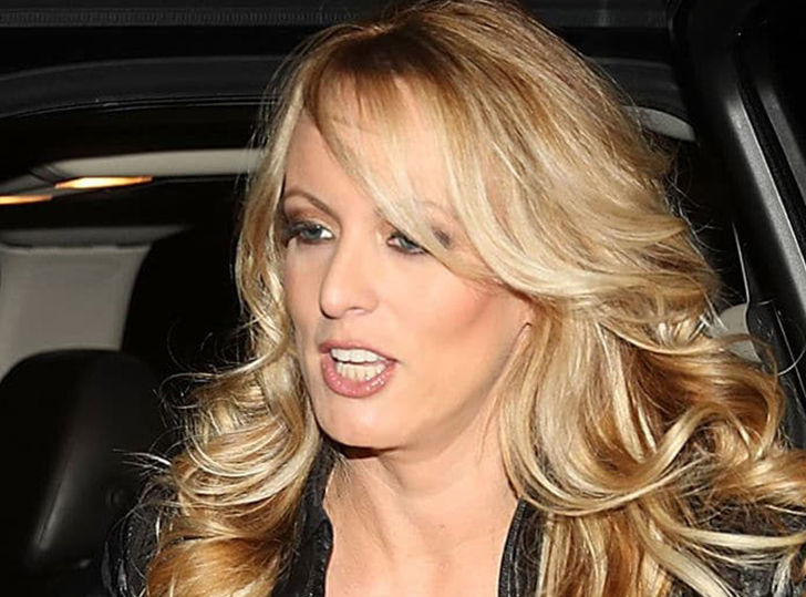 Stormy Daniels Arrested for Allowing Touching at Strip ...