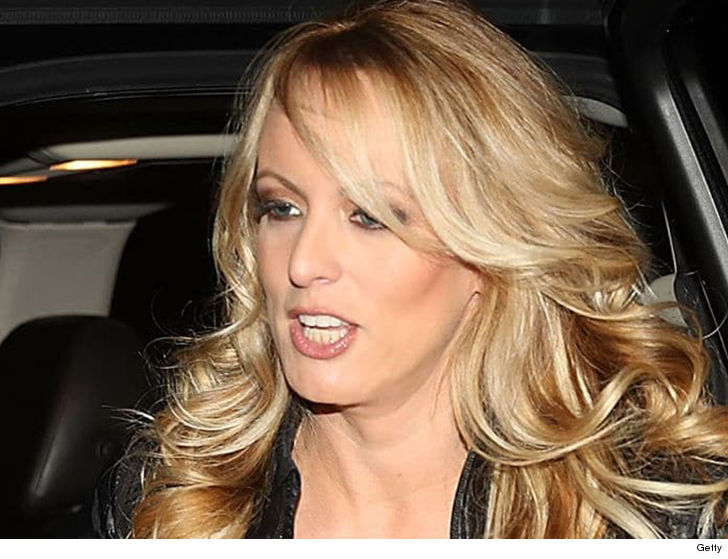 Adult film star Stormy Daniels arrested in OH  strip club 'setup' - lawyer