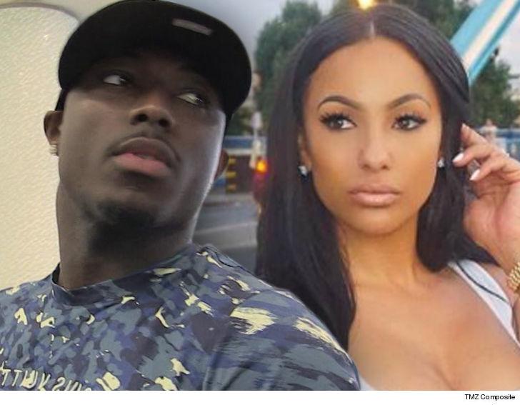 Lesean Mccoys Ex Gf Told Cops Nfl Star Set Her Up