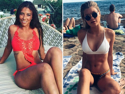 France vs. Croatia: The Smokin' Hot WAGS of the World Cup Final