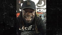 Kevin 'Baby Slice' Ferguson Stoked About 'Black Panther' Star Playing Kimbo