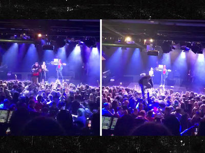 Danielle Bregoli's Bodyguard Throws Stage Crasher Into Crowd