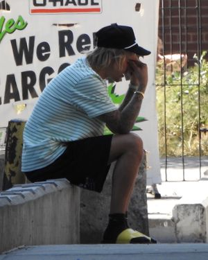 Justin Bieber -- Emotional Phone Call