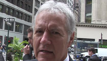 Alex Trebek Sued By Woman Who Claims His Dog Charged At Her