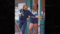 Taylor Swift's Squad Likes Snakes ... Just Ask Gigi Hadid