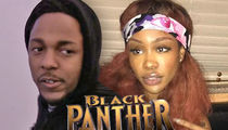 Kendrick Lamar and SZA Say 'Black Panther' Lawsuit Over Song is Absurd