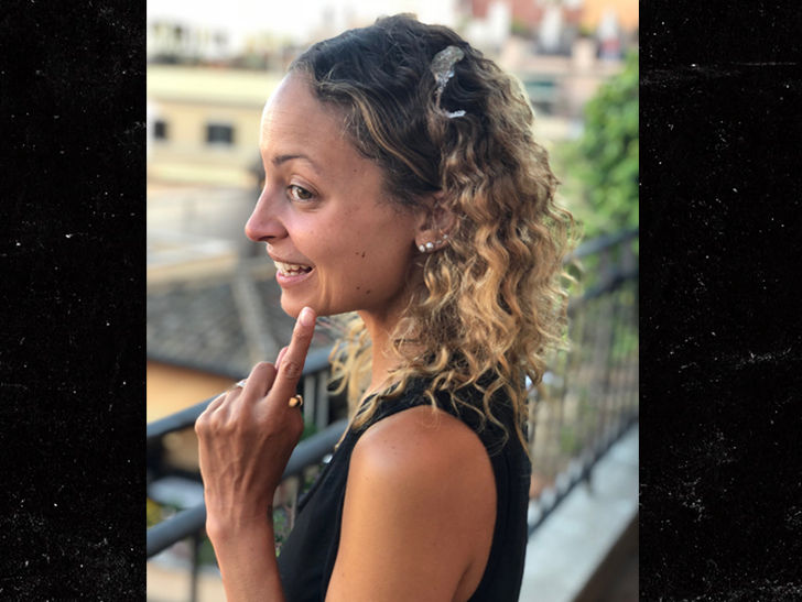 Nicole Richie shared a photo taken moments after a bird dropped a giant deuce on her head while she was on vacation.