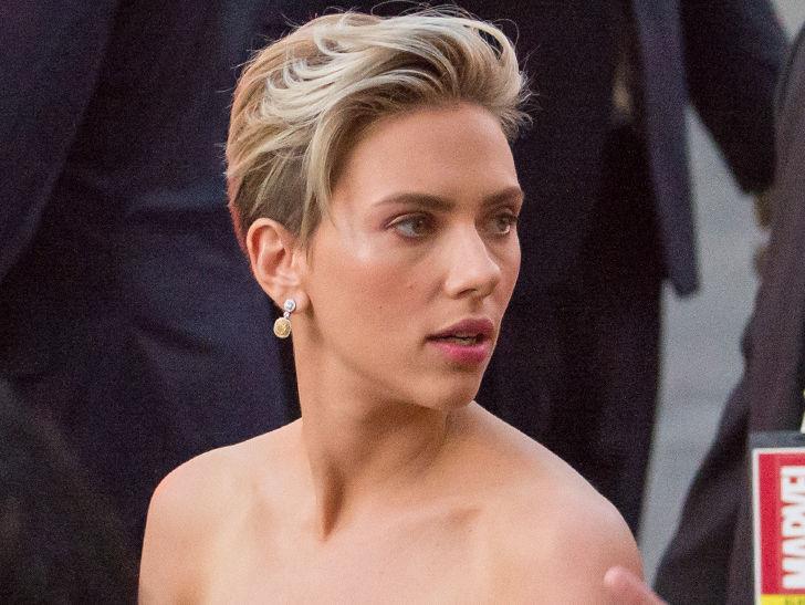 Scarlett Johansson Backs Out of Transgender Role in 'Rub and Tug' Amid Backlash  TMZ.com