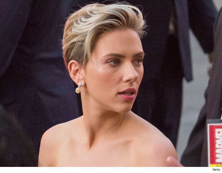 Scarlett Johansson Has 'Decided to Respectfully Withdraw' From Trans Man's Biopic