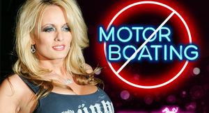 Stormy Daniels' Next Strip Club Appearance, No Motorboating Allowed