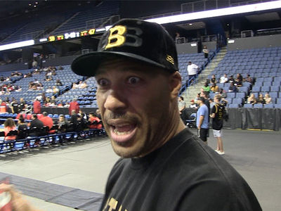 LaVar Ball Says JBA is Road LiAngelo 'Has To Take' to Get to Lakers