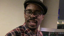 'The Wire' Star Wood Harris Accused of Beating GF, But D.A. Declines Charges
