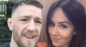 Conor McGregor's GF Dee Devlin Reveals They're Expecting Baby No. 2