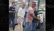 'Long Island Medium' Star Theresa's Estranged Husband Shops with Mystery Woman