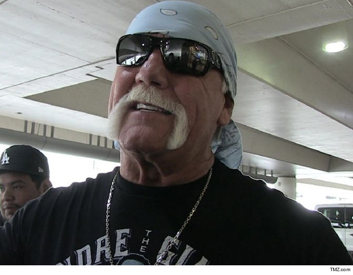 Eric Bischoff Comments On Hulk Hogan's WWE Hall of Fame Return