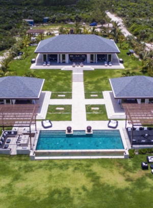 Ludacris' Bahamas Vacation House