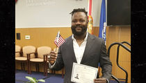 MLB's Fernando Rodney Leaves Game Early To Become U.S. Citizen