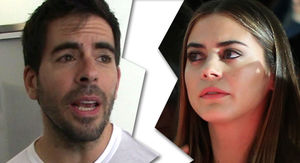 Director Eli Roth Files for Divorce from Wife Lorenza Izzo