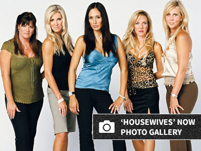 Ex-'OC Housewives' Now: Who Got a New Face & Whose Son Was Arrested for Attempted MURDER?