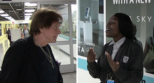 Eddie Money Blown Away by LAX Employee's Singing Voice