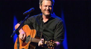 Blake Shelton admits to drinking 'a lot' after falling on stage