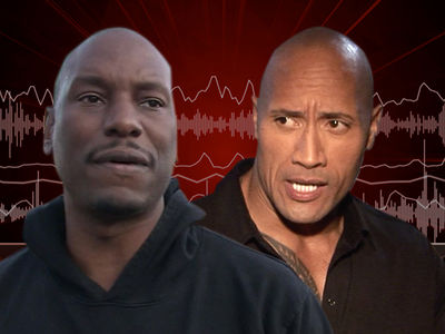 Tyrese Admits Feuding Publicly with The Rock Was Unprofessional