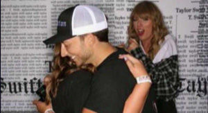 Couple gets engaged in front of Taylor Swift -- WATCH!