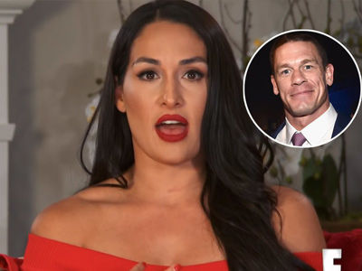 How a John Cena Sex Scene Made It VERY Difficult for Nikki to Pleasure Herself