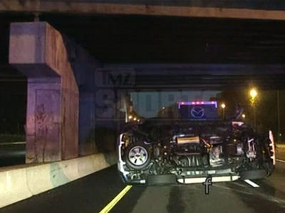 NY Jets Chris Herndon's DUI Crash Video Shows Frightening Wreckage
